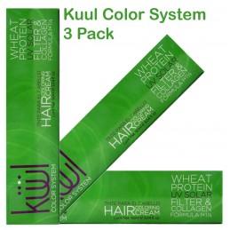 Kuul Color Hair Coloring Cream 3.04 oz