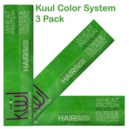 Kuul Color tinte para el cabello en crema 3.04 oz