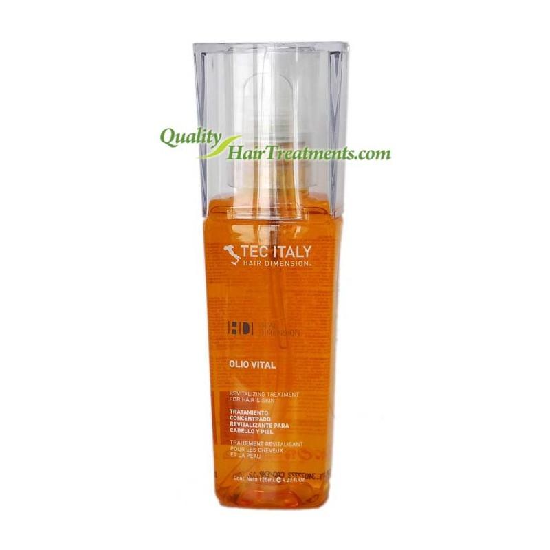 Tec Italy Olio Vital Revitalizing Treatment for Hair & Skin 4.22 oz