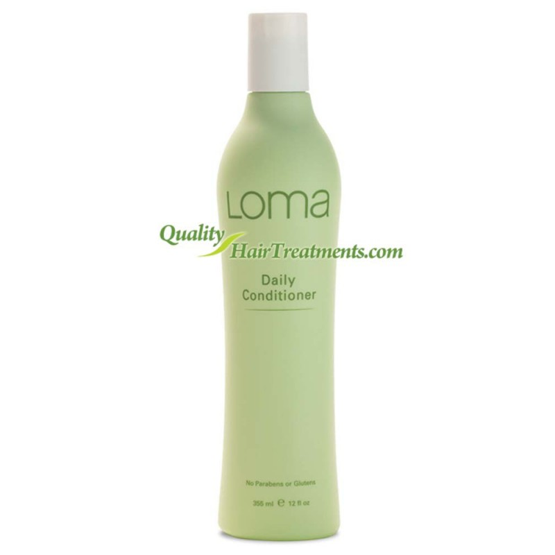 Loma Organics Daily Conditioner for for fine to normal hair 12 oz