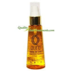 Ouro Seda de Lino Linseed Extract Hair Silk 2.2 oz