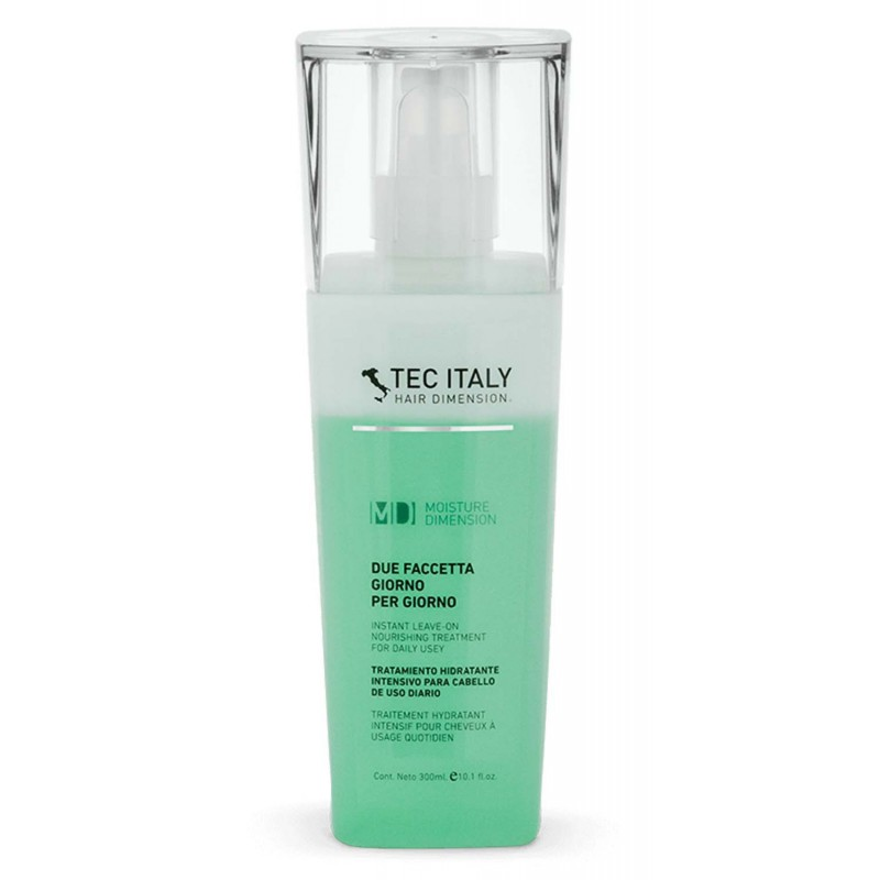 Tec Italy Moisture Dimension Due Faccetta Giorno Per Giorno Nourishing Treatment 10.1 oz