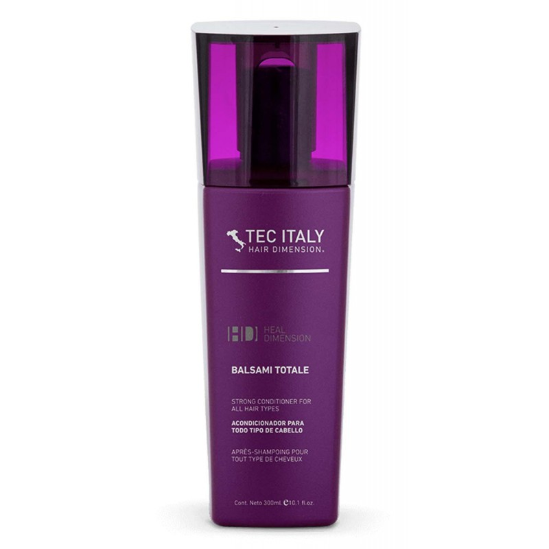 Tec Italy Balsami Totale Strong Conditioner For All Hair Types 10.1 oz