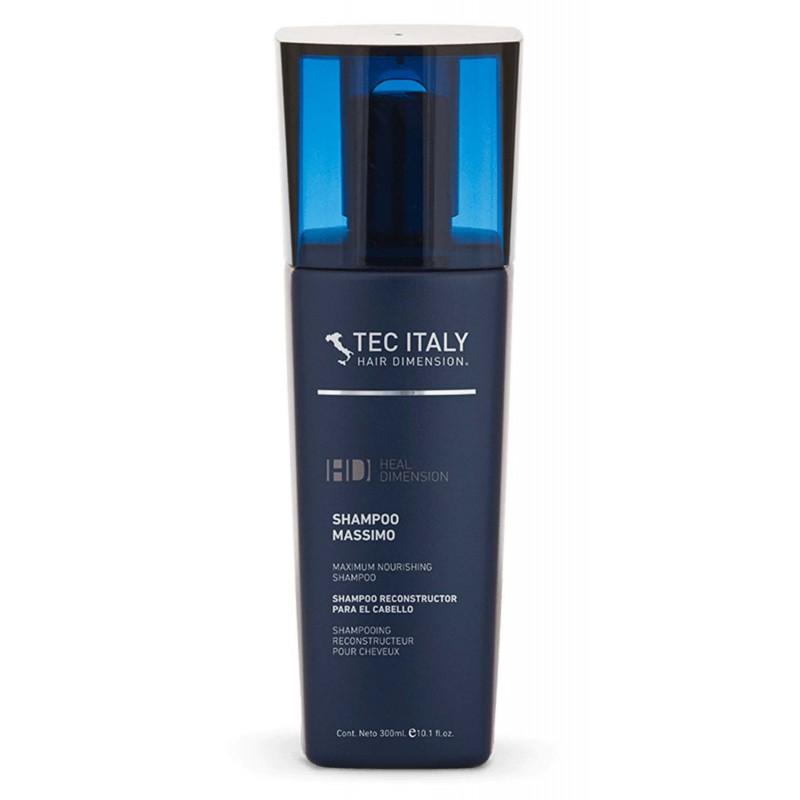 Tec Italy Hair Dimension Reconstructor Shampoo Massimo 10.1 oz