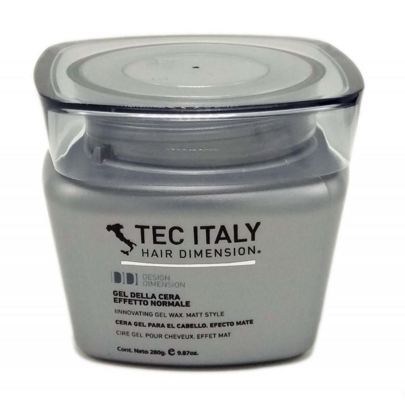 Tec Italy Gel Dela Cera Effetto Normale 9.87 oz