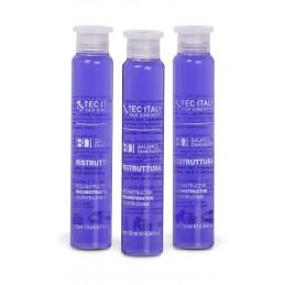 Tec Italy Hair Dimension Ristruttura Al Semi Di Lino Ampoules 12 ct
