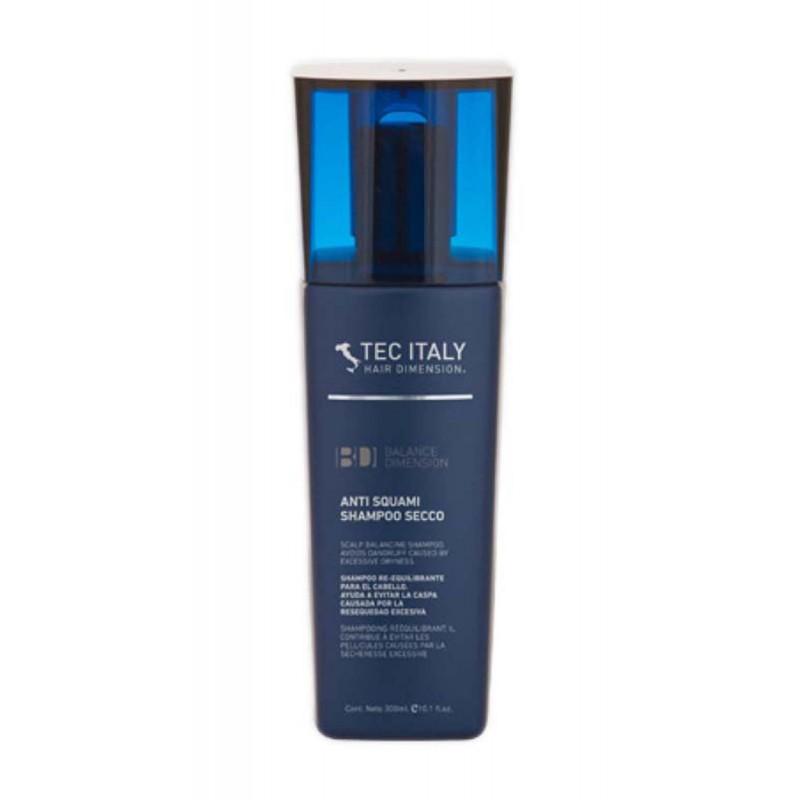 Tec Italy Therapy Anti Squami Shampoo Secco 10.1 oz