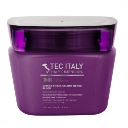 Tecs Italy Color Care Lumina Forza Colore Negro / Black 9.8 oz