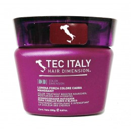 Tec Italy Color Care Lumina Forza Colore Caoba / Mahogany 9.8 oz