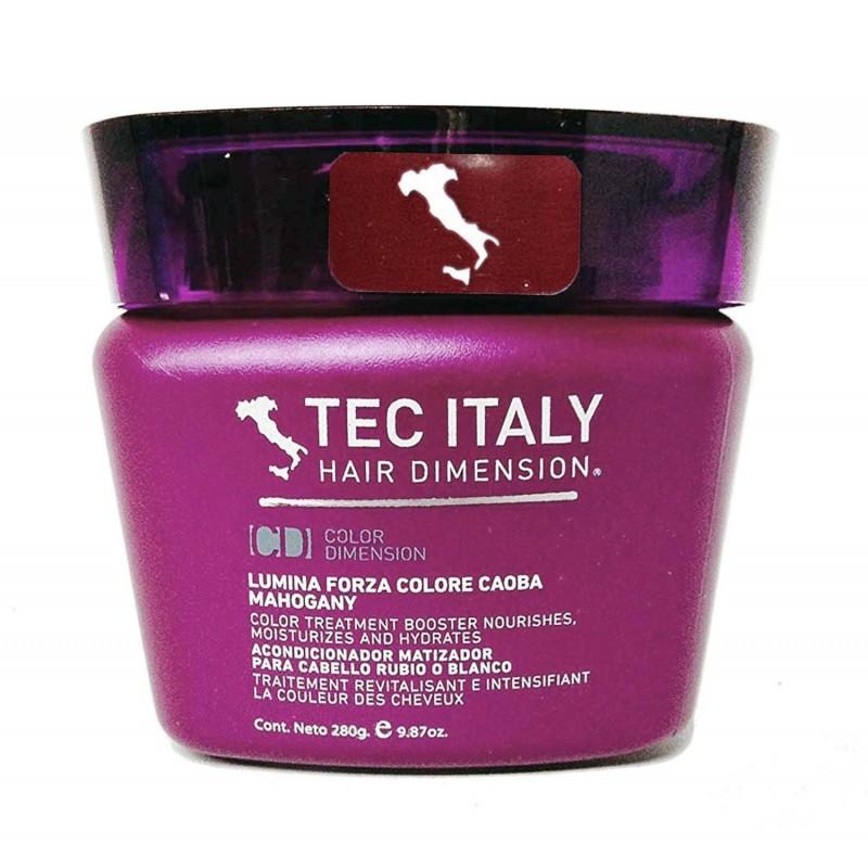 Tec Italy Color Care Lumina Forza Colore Caoba / Mahogany 9.8 oz