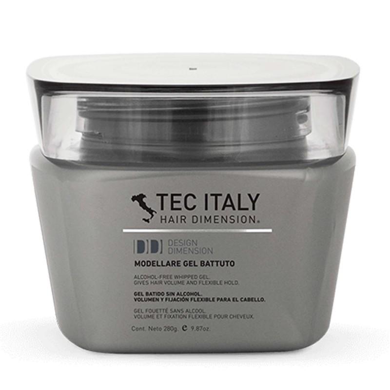 Tec Italy Modellare Gel Battuto - Alcohol-Free whipped gel 9.8 oz