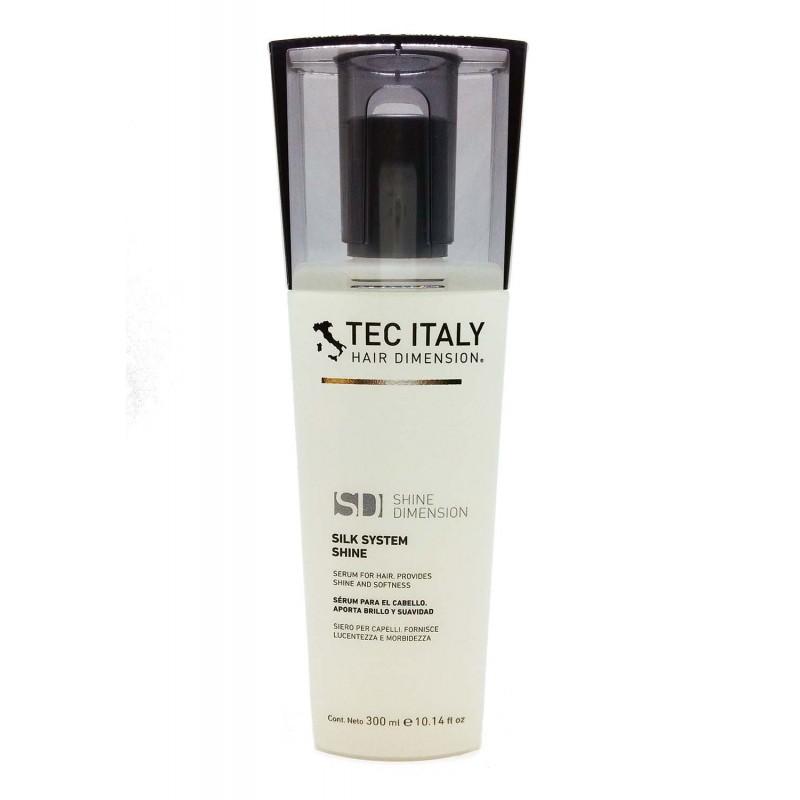 Tec Italy Silk System Shine & Reconstruction Treatment 10.1 oz