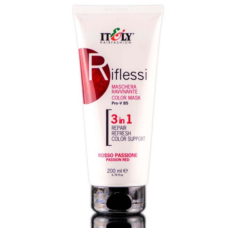 Itely Riflessi Passion Red