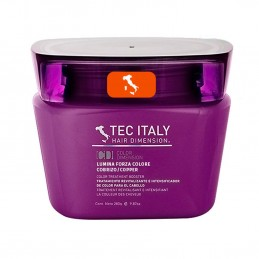 Tec Italy Color Care Lumina Forza Colore Cobrizo / Copper 9.52 oz
